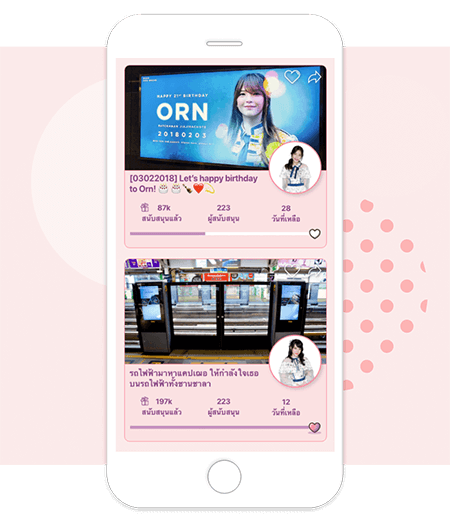 BNK48 Official Application